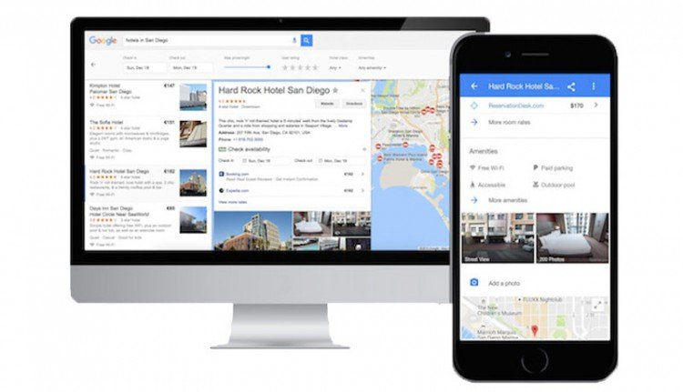 What is Google Hotel Ads