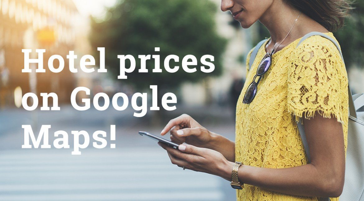 Google Maps new feature hotel prices on google maps