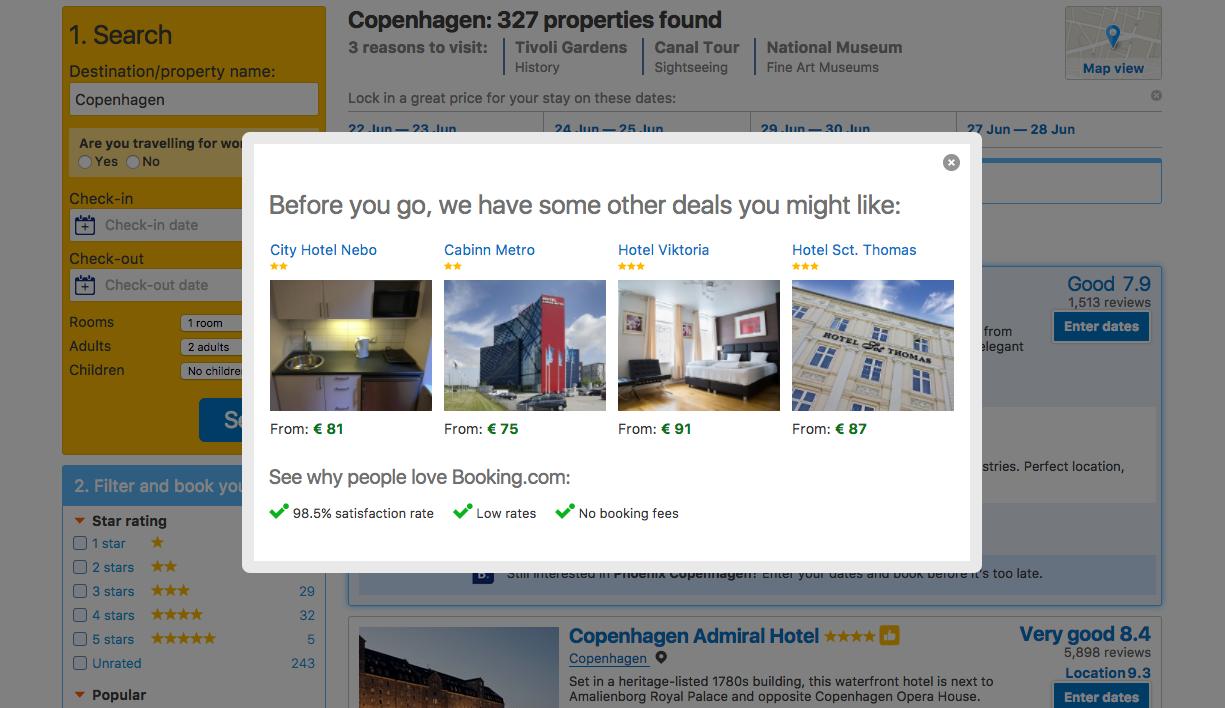 hotel phoenix on booking